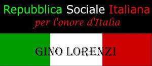 ONORCADUTI Gino Lorenzi