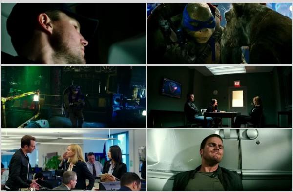 Tortugas Ninja 2 Fuera de las Sombras (2016) DVDRip Latino