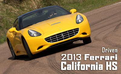 Ferrari California 2013 Car Wallpaper