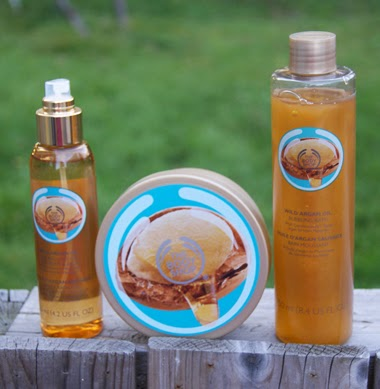 The Body Shop Wild Argan Oil