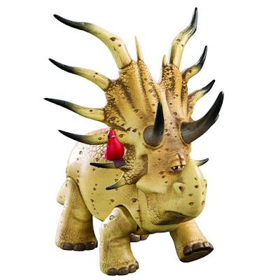 TOYS : JUGUETES - DISNEY El Viaje de Arlo   Forrest Woodbush : Dinosaurio | Figura Grande - Muñeco  The Good Dinosaur Large Figure, Arlo Producto Oficial Película 2015 | Tomy - Bizak | A partir de 3 años Comprar en Amazon España & buy Amazon USA