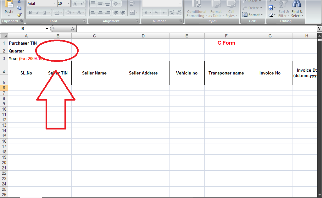 NEW HOW TO FILL C FORM MANUALLY   Form