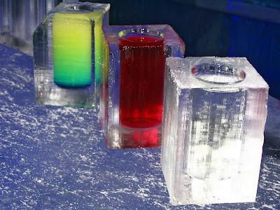 IceBar Orlando - Bar de gelo - Drinks