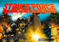 Strike Force Heroes walkthrough.