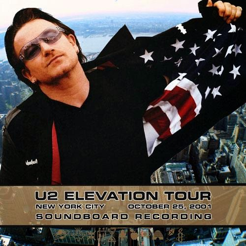 World Of Bootlegs Bootleg U2 Madison Square Garden