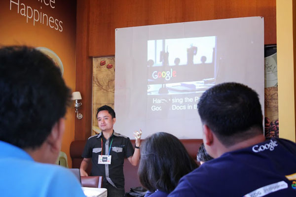 Google business Group Cagayan de Oro Google Drive Talk