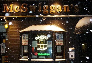 Mcswiggans New Years Open Bar Party 2014 New York City NYE $55