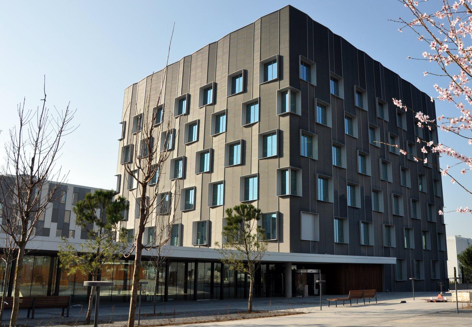 Imar arquitectura metal architecture metal 03 2012 - Estudio arquitectura bilbao ...