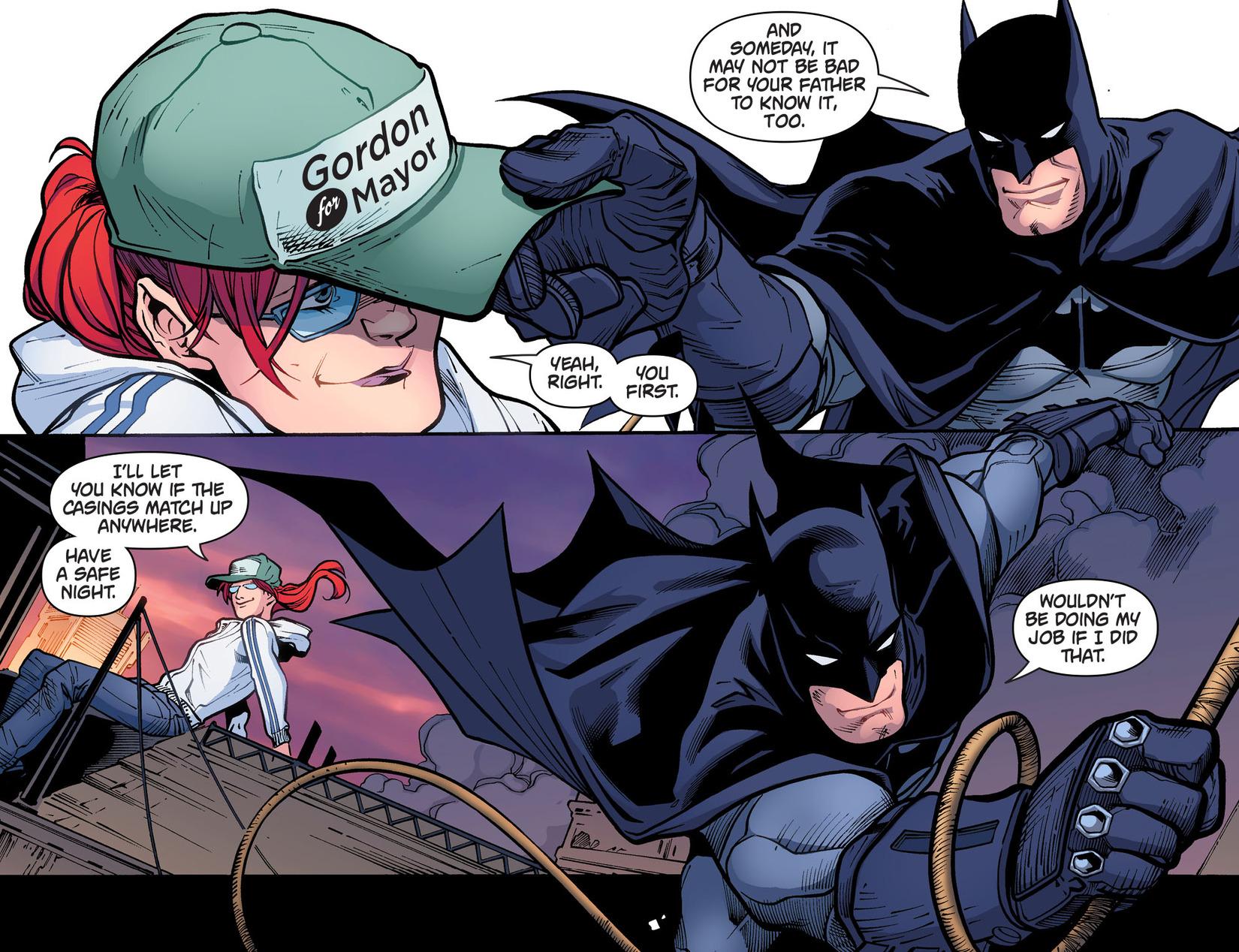 Batman: Arkham Knight [I] chap 39 pic 18