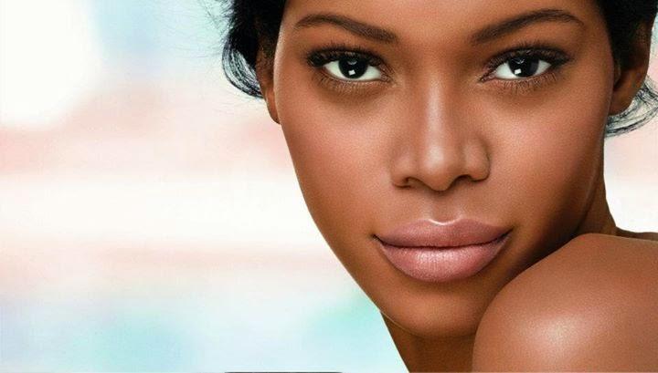 Perfekt massage mørk hud