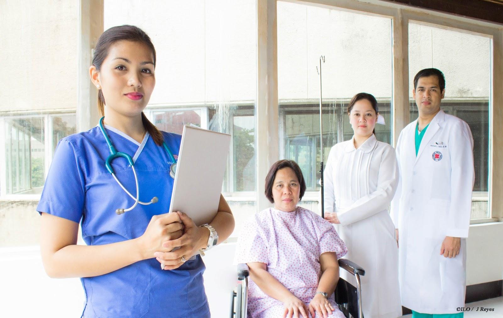 Why Are There So Many Filipino Nurses? – Azurel Sam's Weblog