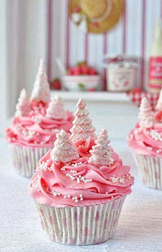 cupcakes, fondant
