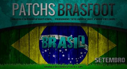 Download Atualização do Brasileirão 2013 de Setembro para Brasfoot 2013.