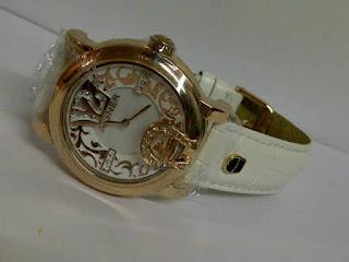 jam tangan aigner dona putih
