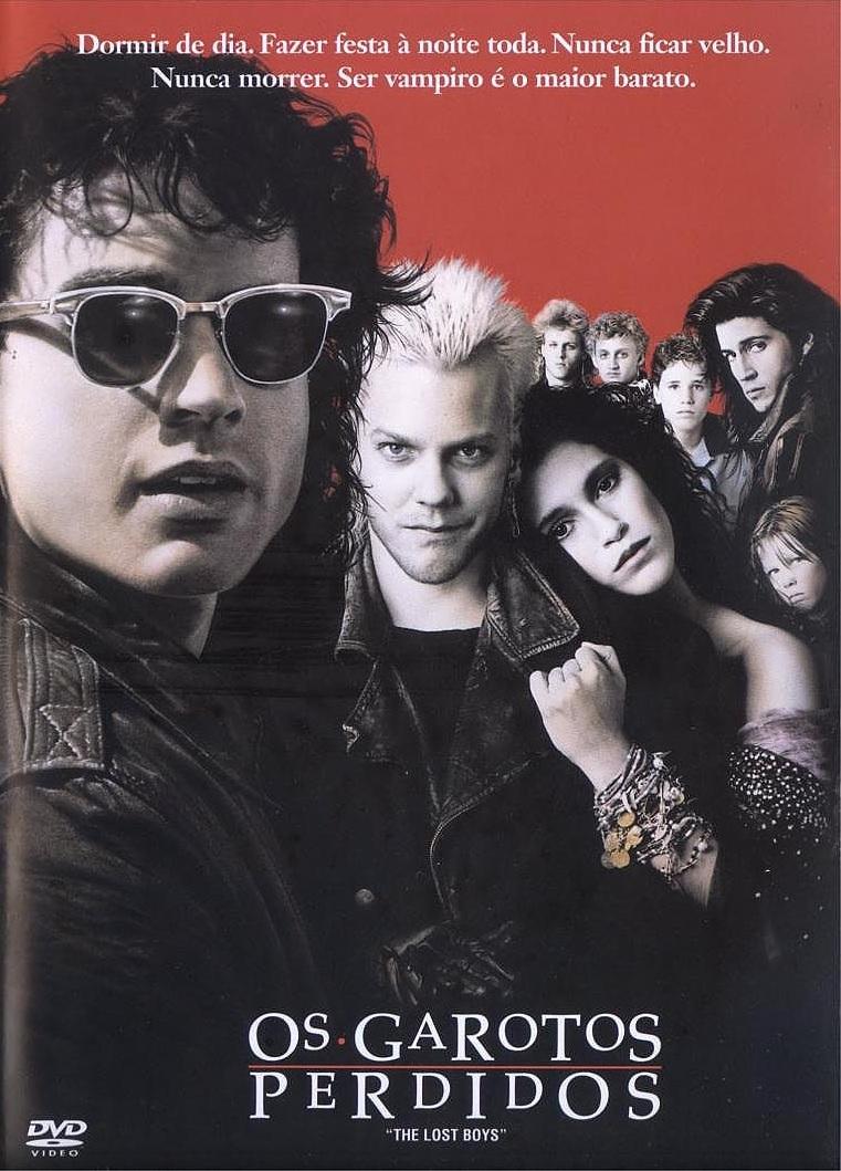 Os Garotos Perdidos – Dublado (1987)