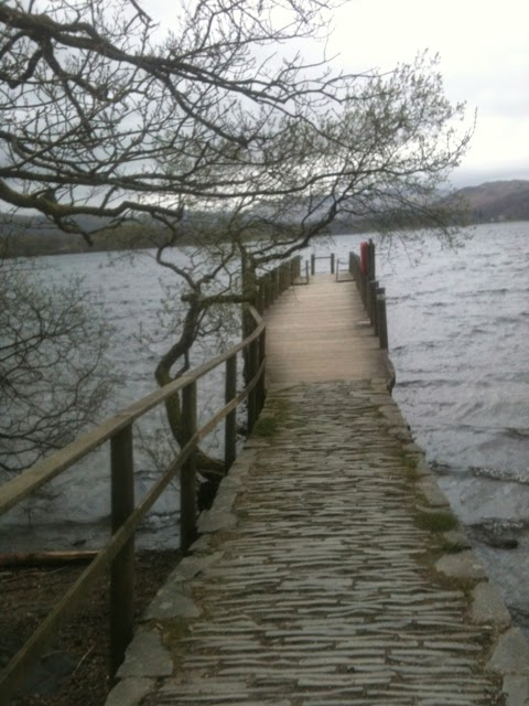 Brockhole jetty
