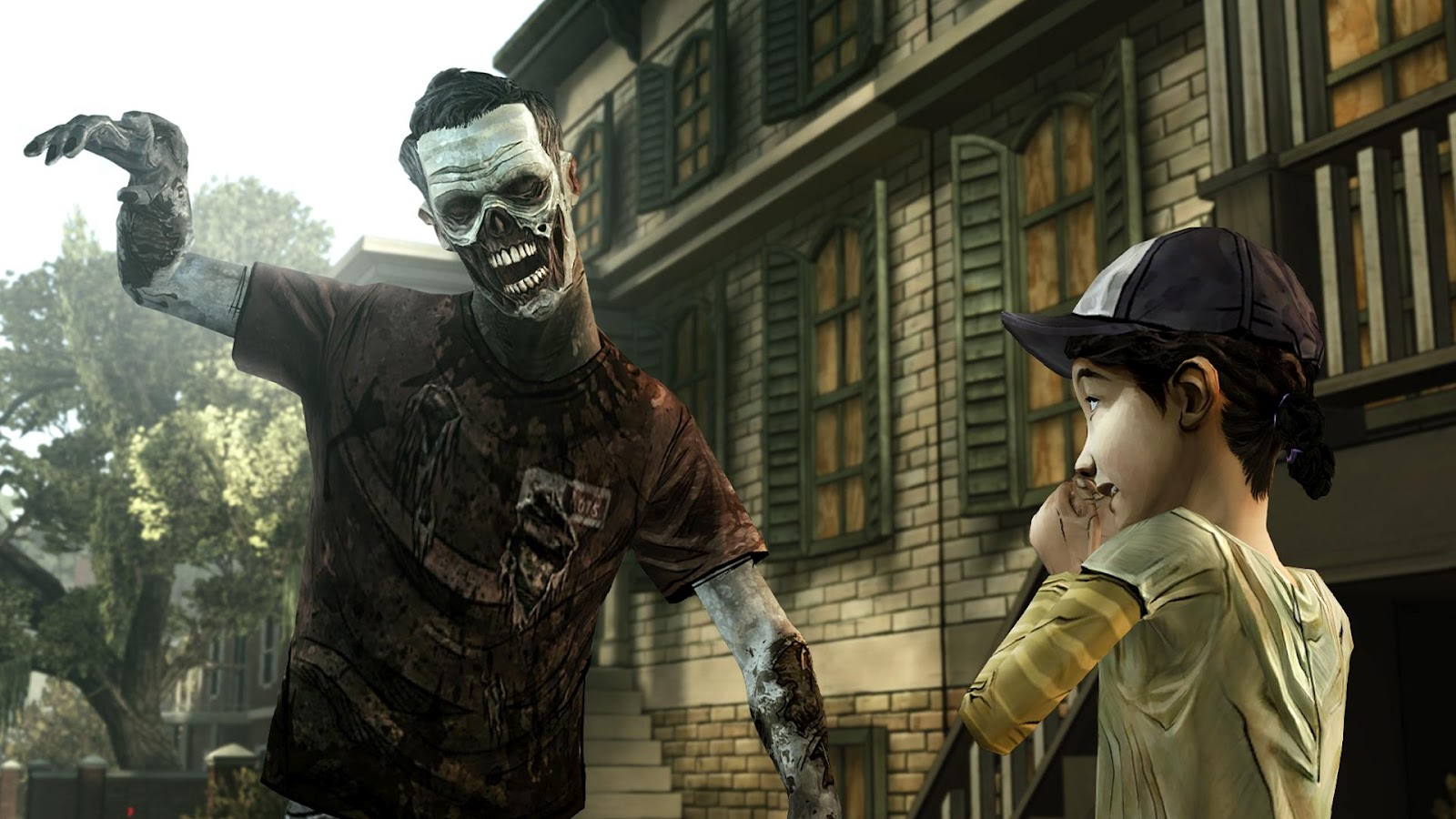 Title: The Walking Dead Game Episode 4: Around Every Corner