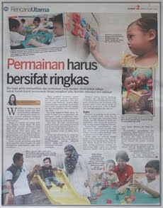 Featured in KOSMO! (29/3/2014)