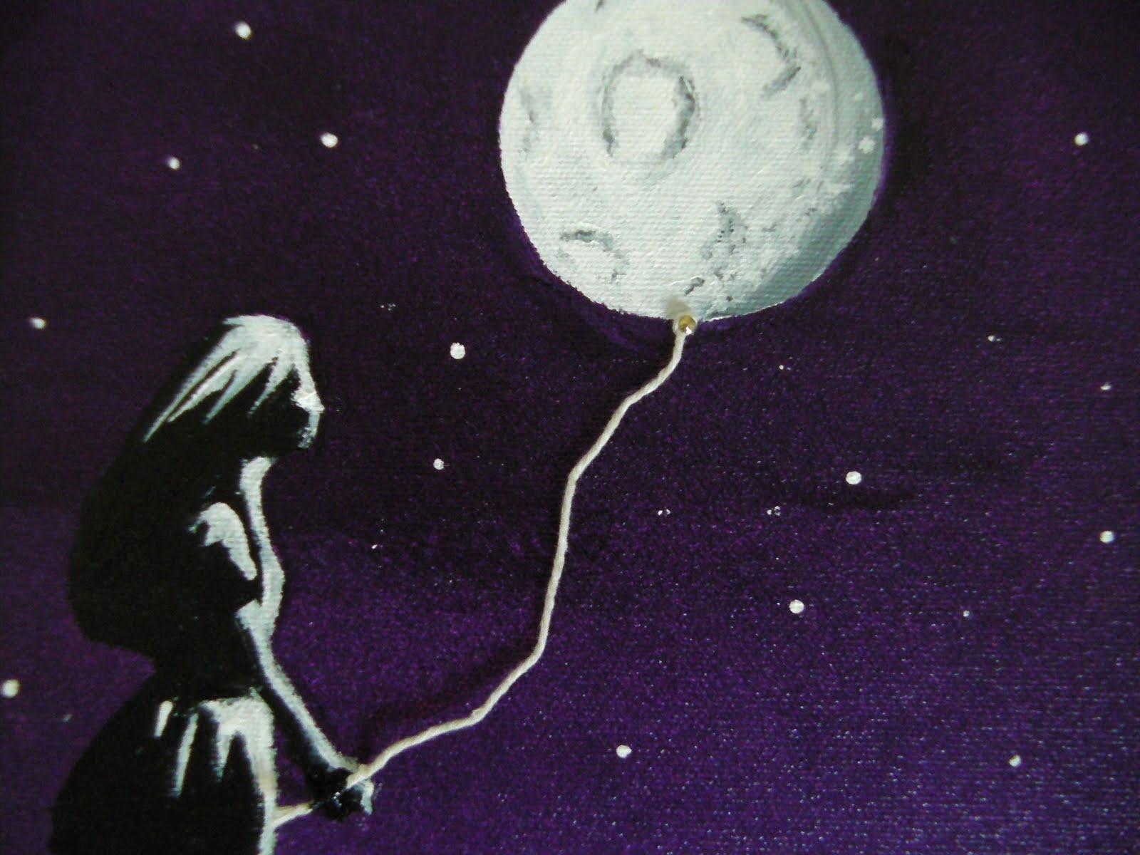 m a t t t h e n e l s o n moon balloon