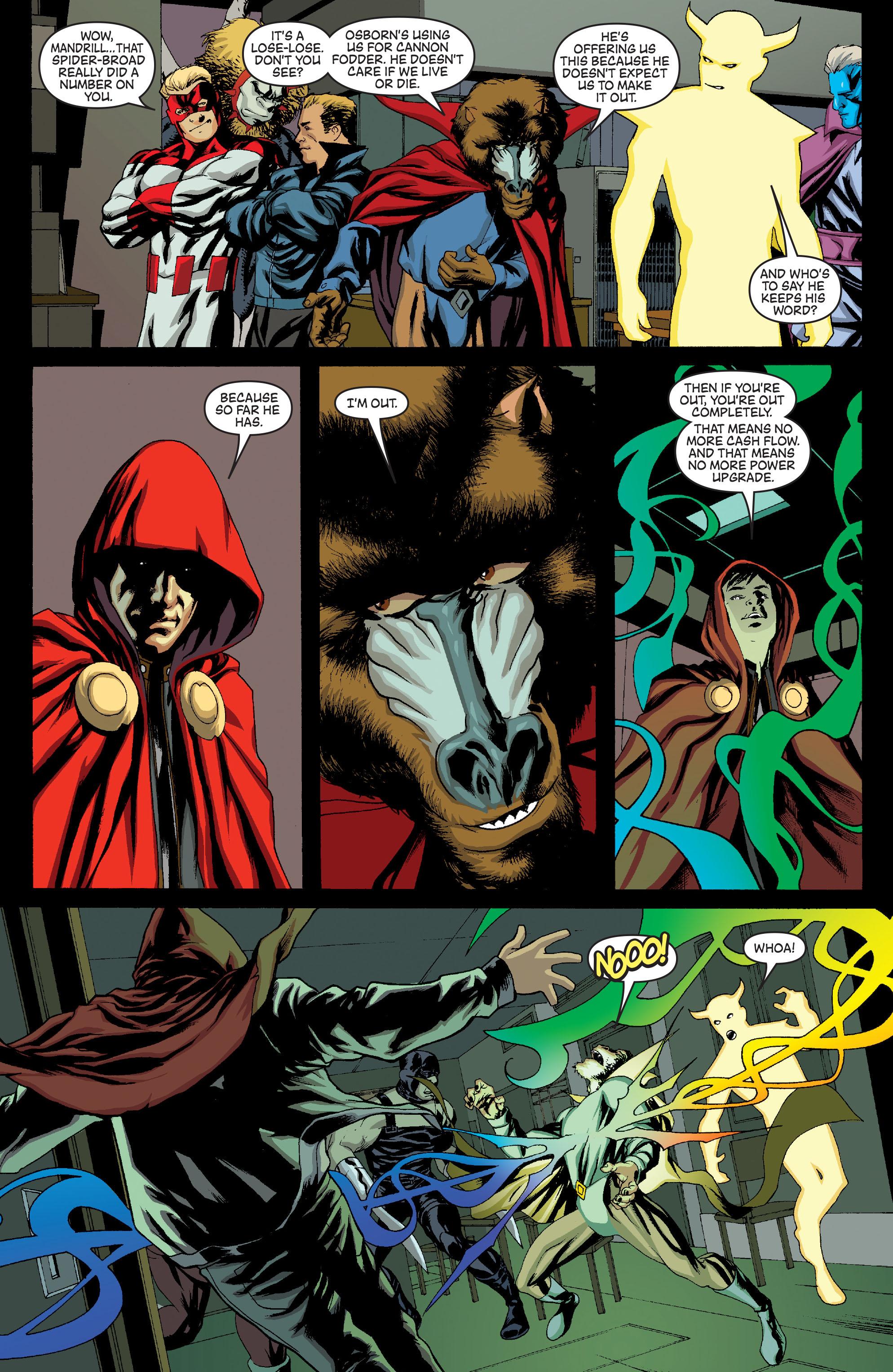 New Avengers (2005) chap 64 pic 8