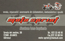 Moto Sprint Blanes