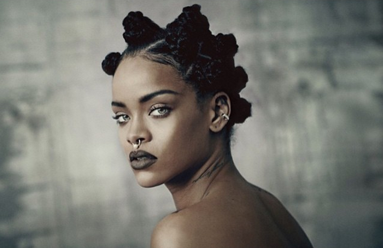 Rihanna by Paolo Roversi for i-D Magazine | 2015 Music Issue