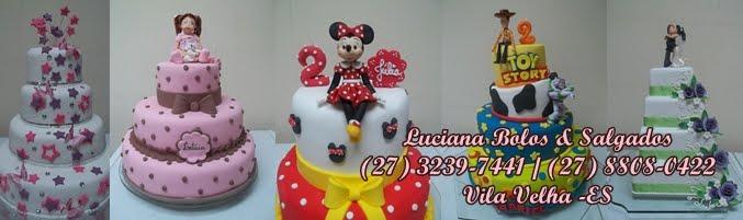 Luciana Bolos & Salgados