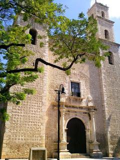 Iglesia Tercera Orden Merida Yucatan Mexico