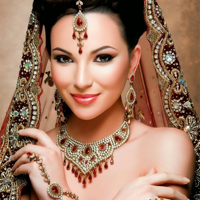 Indian Bridal Jewellery Fashion