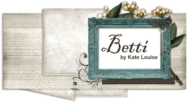 Betti by Kate Louise