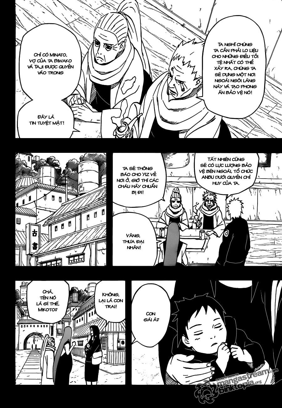 Naruto chap 500 Trang 10 - Mangak.info