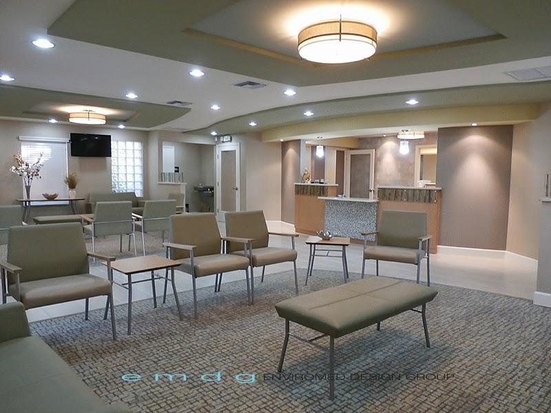 Urgent Care Waiting Area