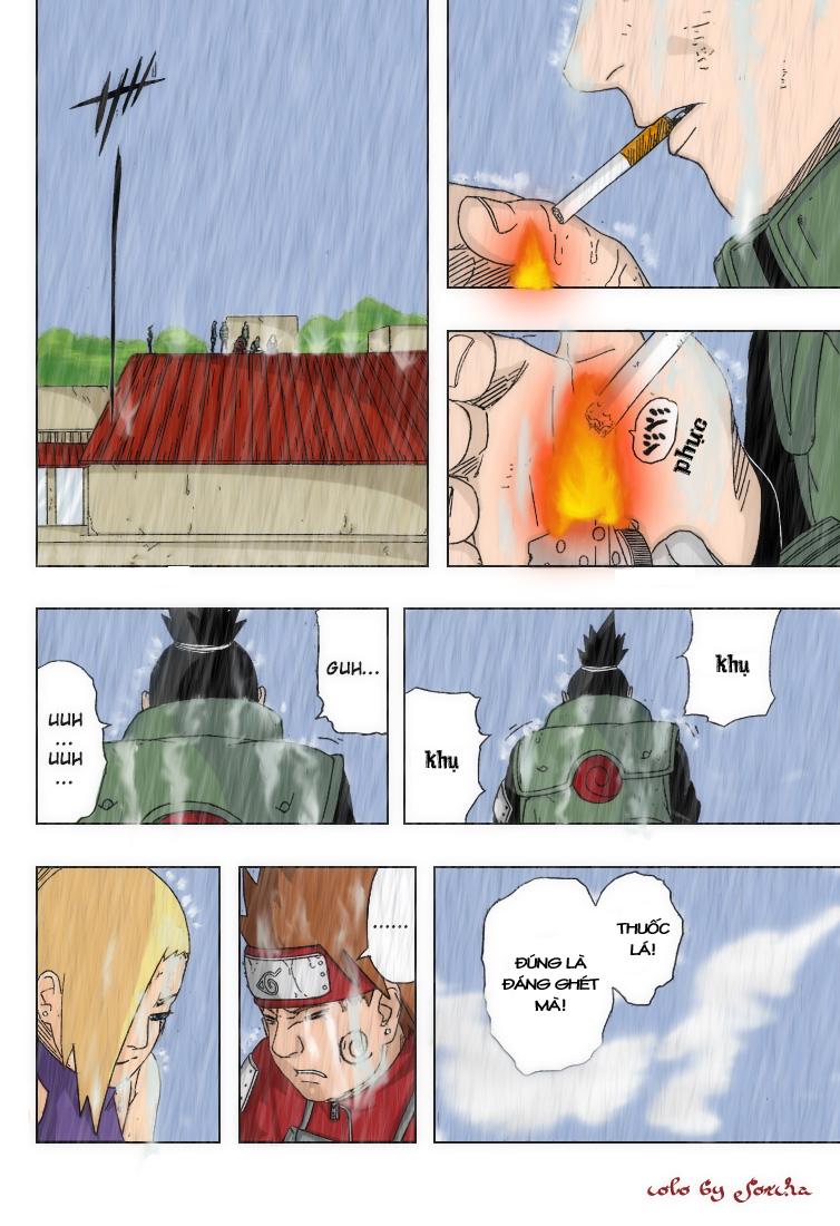 Naruto chap 328.Color Trang 16 - Mangak.info