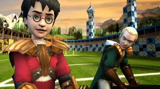 Yellowman 39 s world tests de jeux vid o dossiers - Harry potter coupe du monde de quidditch ...