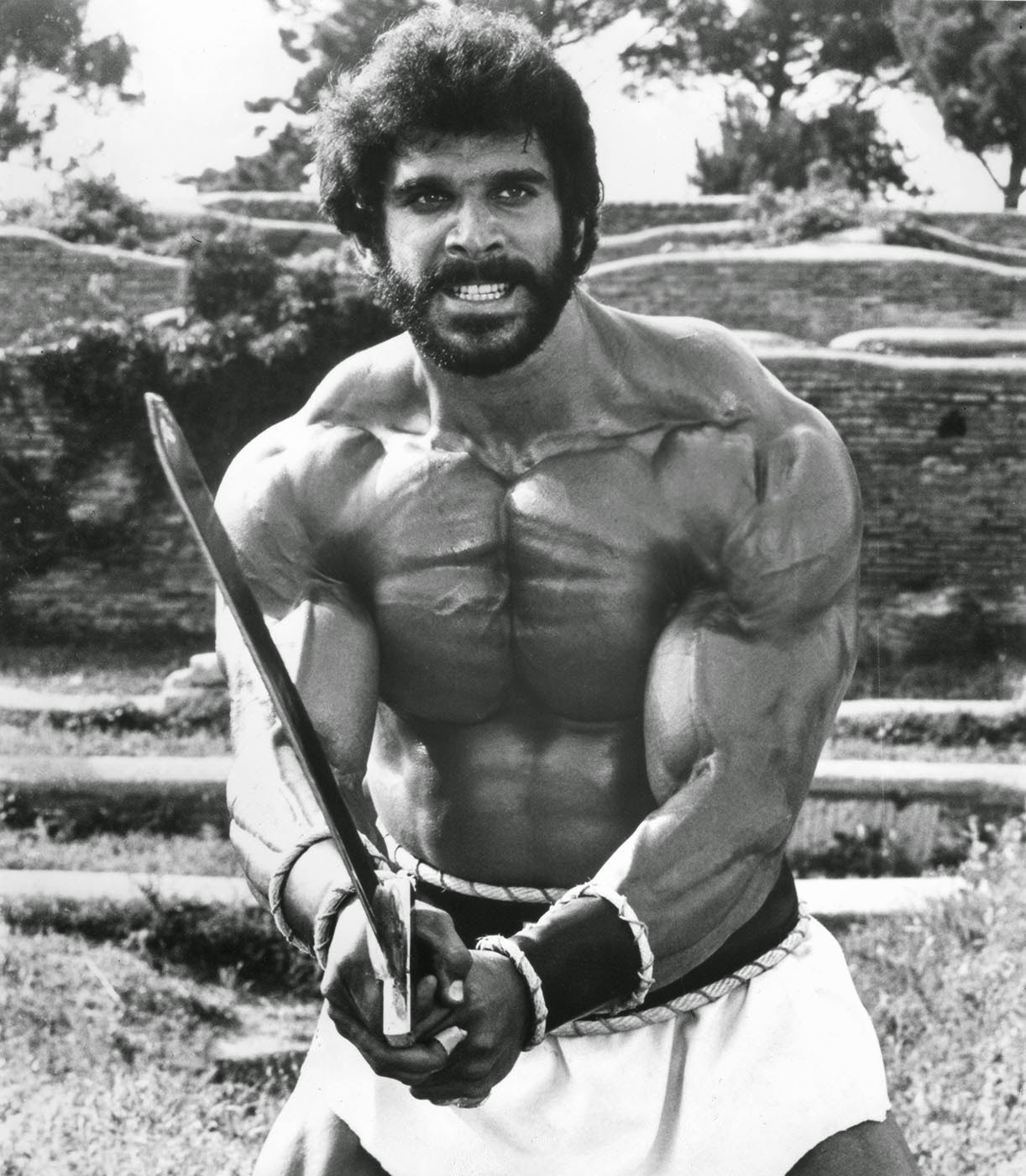 Lou Ferrigno Seven Magnificent Gladiators