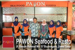 PAWON Seafood & Resto