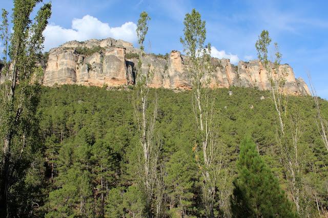 Cortados Parque Natural del Alto Tajo