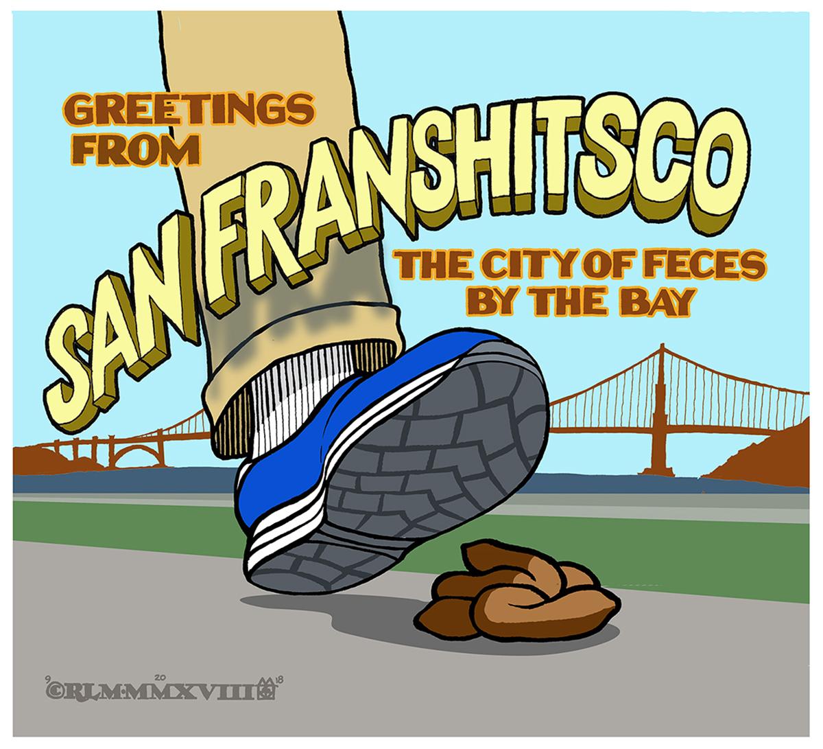 SAN FRANSHITSCO