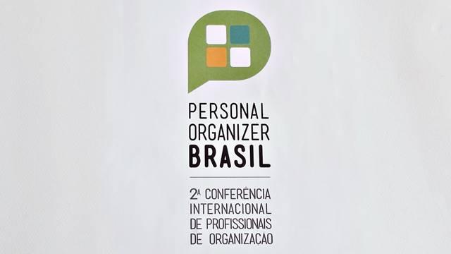 Conferência Personal Organizer Brasil 2015