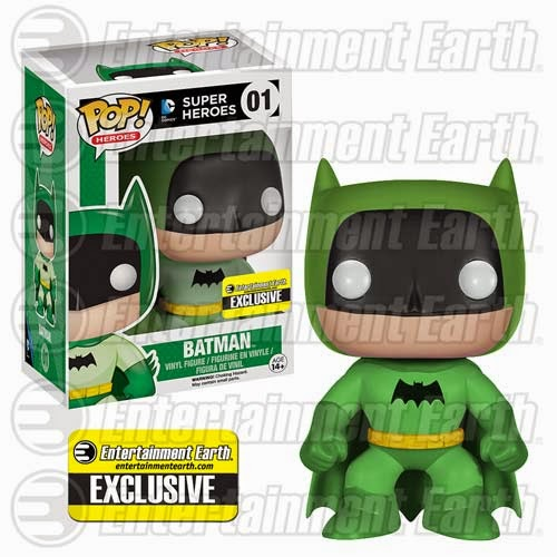 Entertainment Earth Exclusive The Rainbow Batman Pop! Series by Funko - Green Batman.jpg