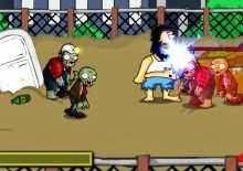 Hobo Vs Zombies | Juegos15.com