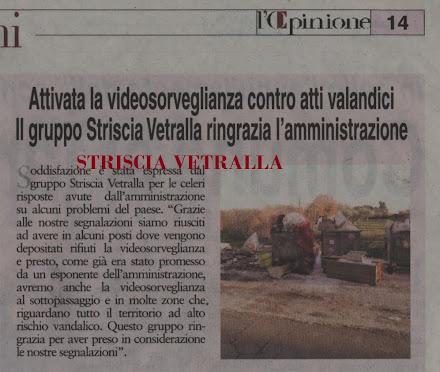 L'OPINIONE DEL 28.01.2012