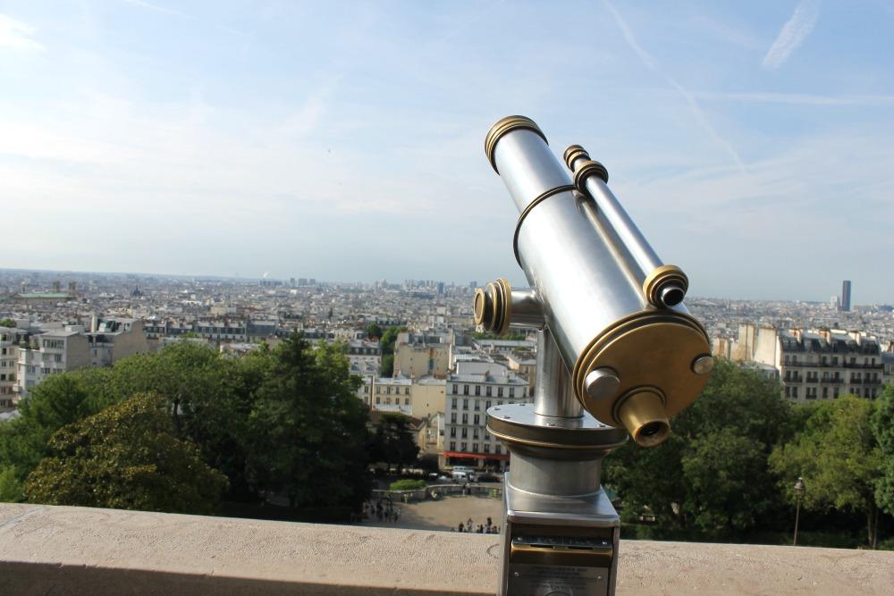 Uitzicht Montmartre