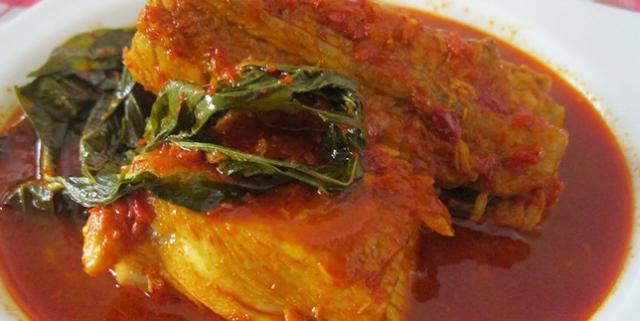 Resep Resep Ikan Asam Padeh