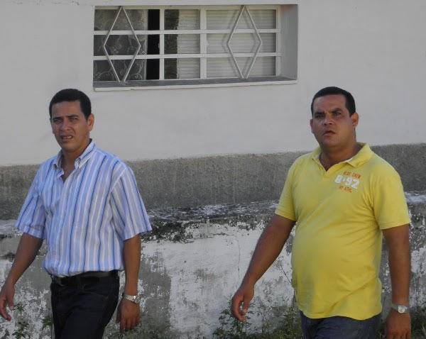 """Dos de los peores esbirros de #cuba Alejandro Pérez Pablo (alías, """"Isidro"""") y Pável Labrada Tamayo (alías """"Camilo"""") Los%20agentes%20Tamayo%20y%20Alejandro%20de%20la%20Seccion%2021%20de%20Villa%20Marista"""