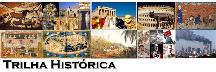 TRILHA HISTÓRICA