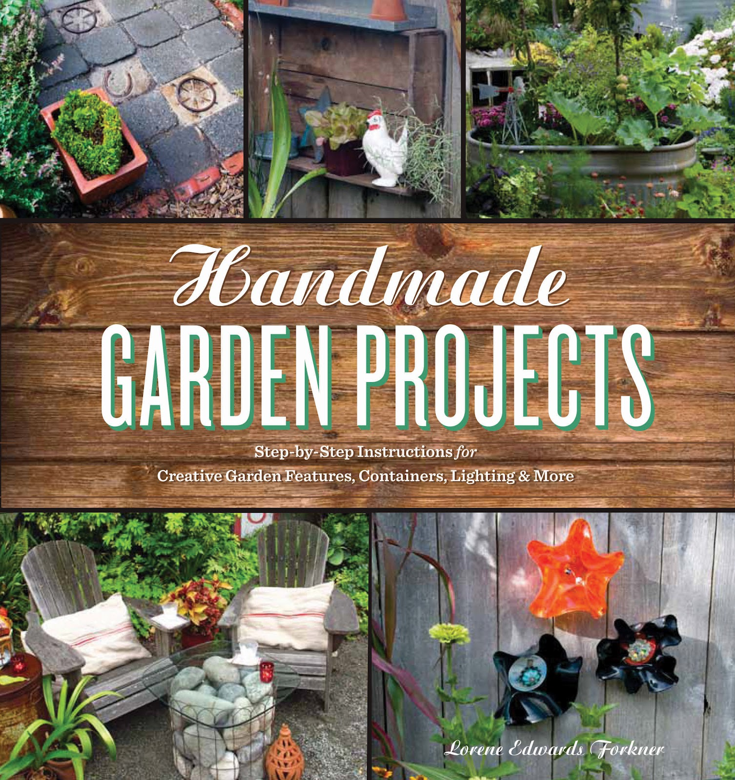 Danger garden handmade garden projects a book review for Garden design workbook