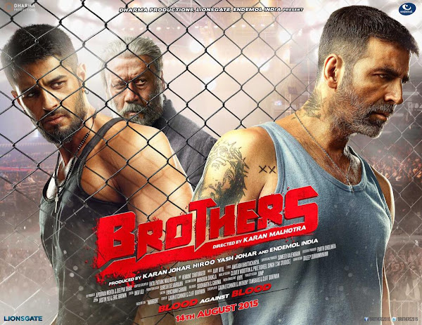 Brothers (2015) Movie Poster No. 3