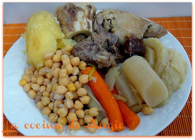 Cocido Alicantino