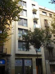 PLURIFAMILIAR C/VALENCIA - BARCELONA